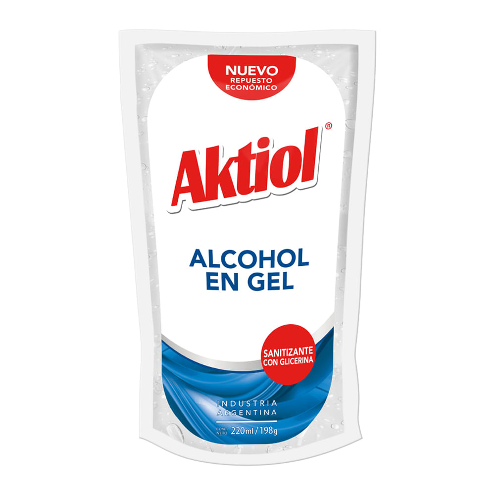 alcohol-gel