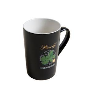 mug-hojas-ceramica